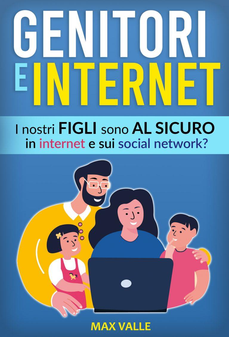 Libro Genitori e Internet - Max Valle
